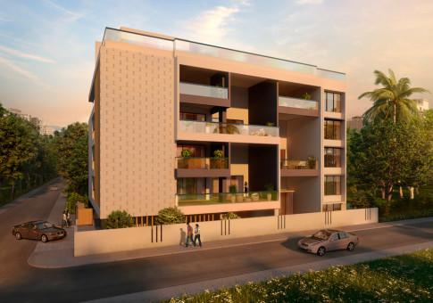 Super Luxury Apartments in Bangalore