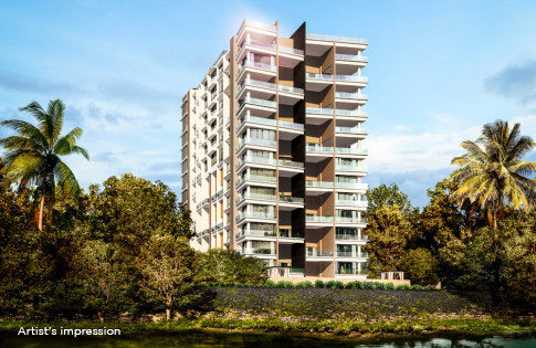 Luxourious Apartment in Pune