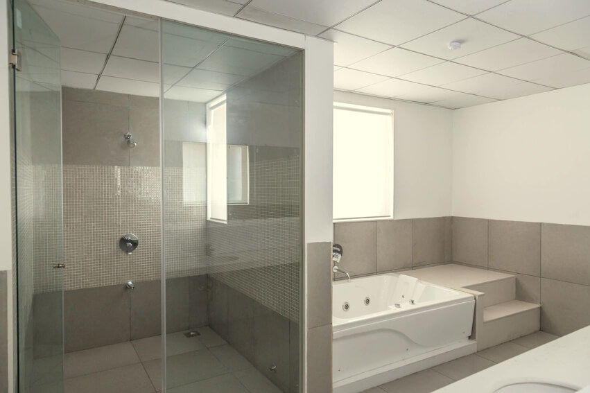 Sample Flat Bath Room