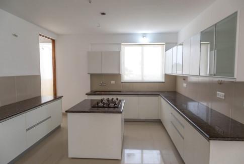 Sample Flat Kitchen