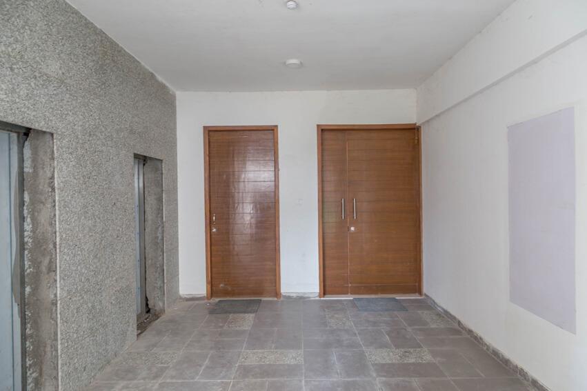 Sample Flat Entrance