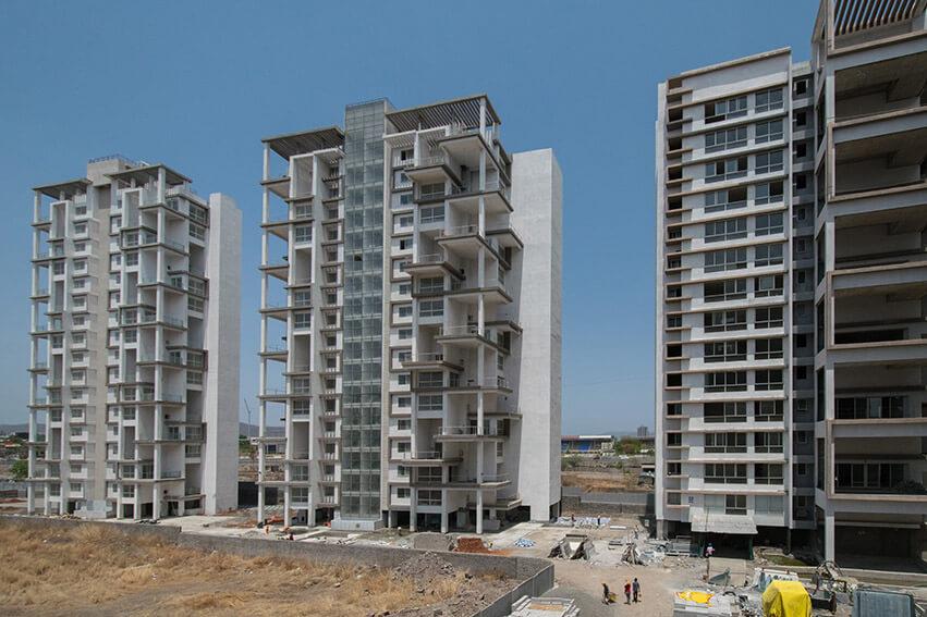 A, B & C Building