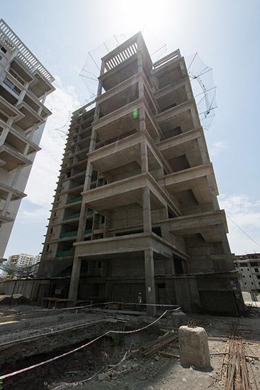 E Building