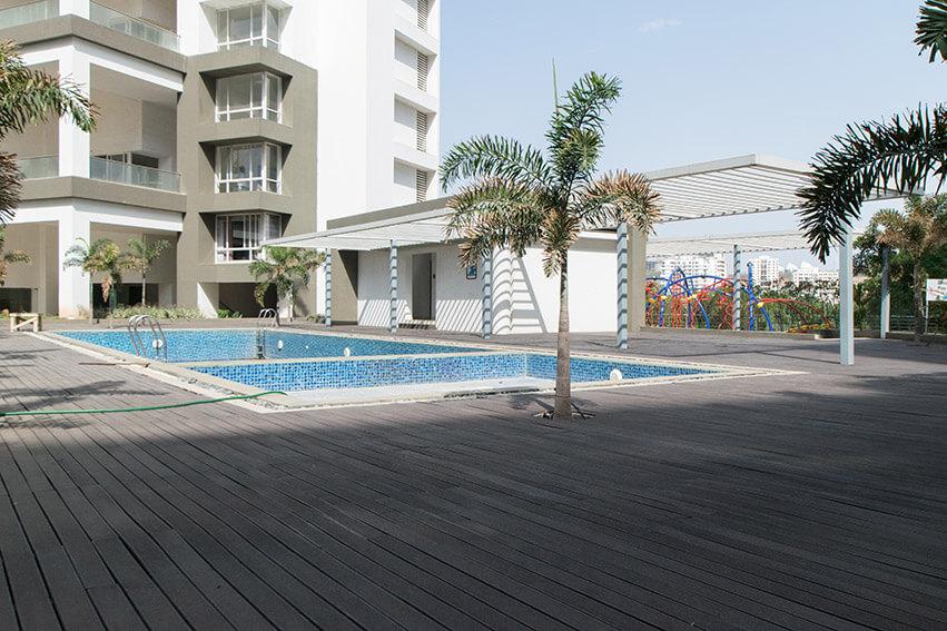 Swimming Pool, Kids Pool & Kids  Play Area