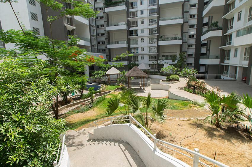 1st Phase Garden