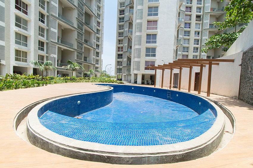 1st swimming pool