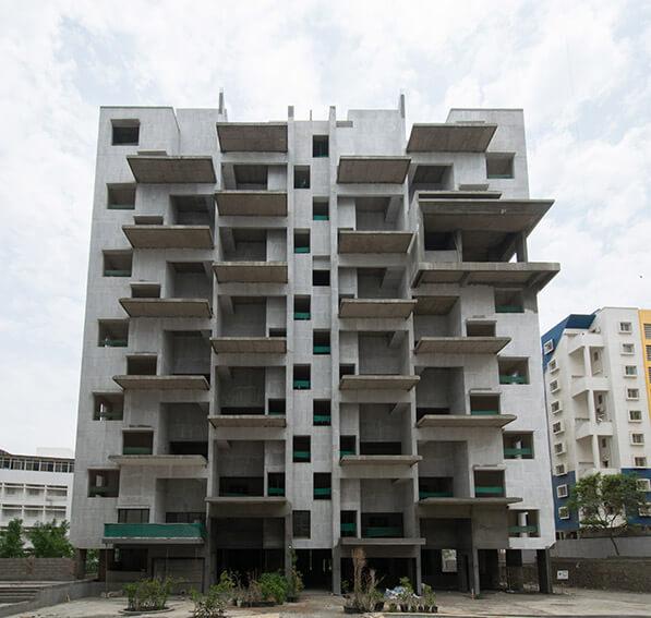 Cerise D Building
