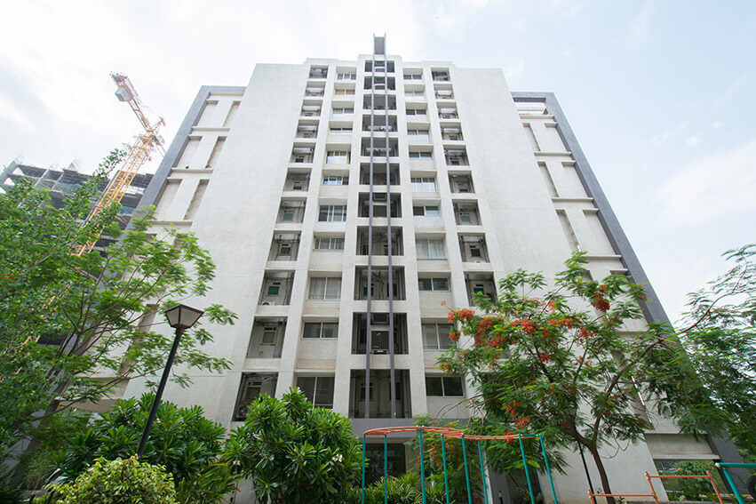 PH1 G Building Front Elevation