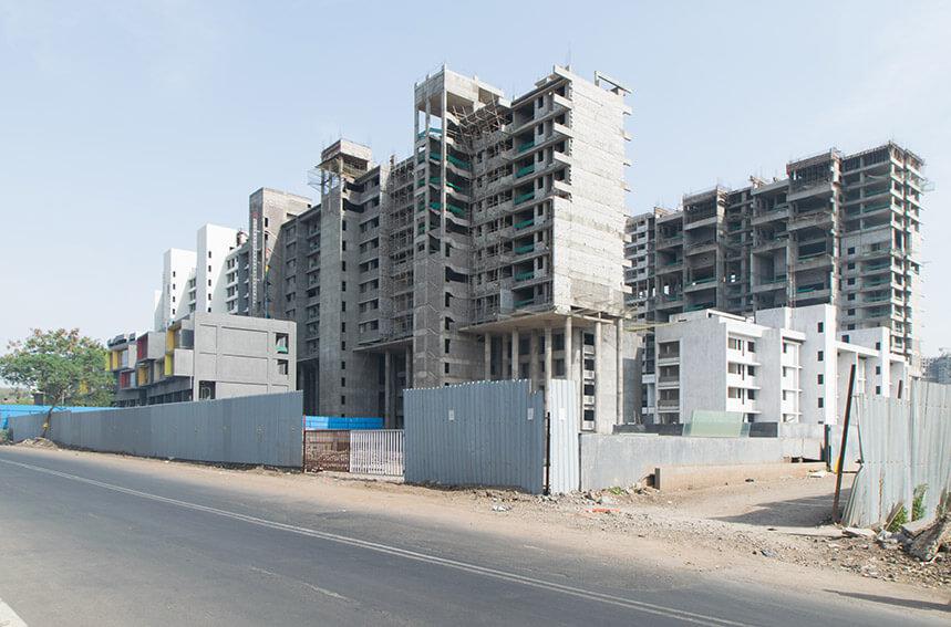 South Block, Building A to E